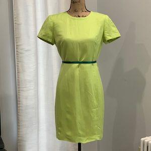 Ann Taylor sheath dress size 6